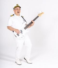 scotty mcyachty bass vocals yachty by nature yacht rock band bands hall and oates captains of smooth
