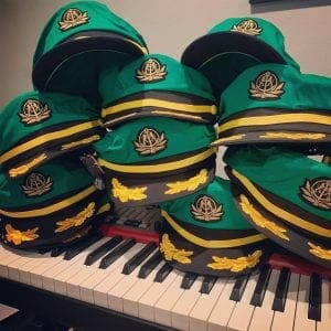 green captains hats yacht rock yachty by nature broner
