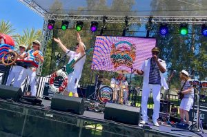 yacht rock concert party club tribute cover band rancho fest 2019 boat cruise ship dock marina port stage yachty by nature captain carl scotty mcyachty