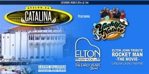 yacht rock bands band catalina island avalon casino ballroom concert series elton john early years band bands party outfit attire clothes casino ballroom