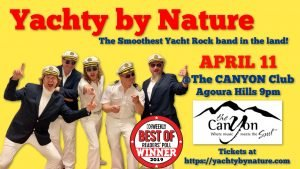 yacht rock bands canyon club agoura los angeles yachty by nature captains of smooth best april 11 2020 smoothest yacht rock band in the land