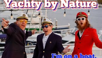 im on a boat yacht rock soft rock yachty by nature captains harbor yachtley crew newport laguna ventura carl scotty mcyachty ben shreddin ocean sea cruise catalina