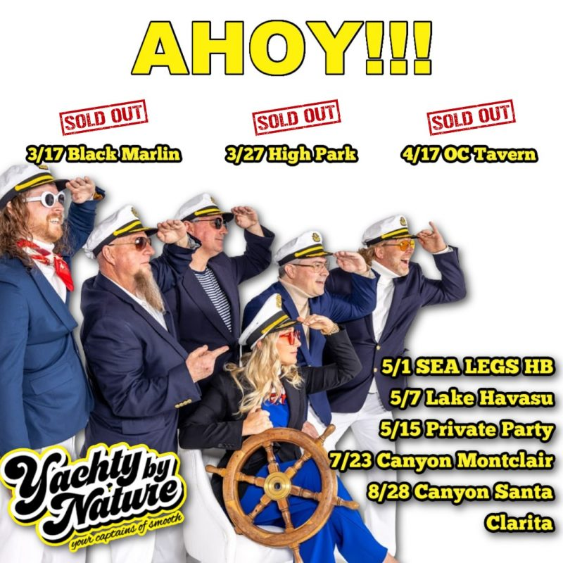 yachts landing yachty by nature yacht rock band shows concert ahoy captain smooth cruise crew sailing blazers