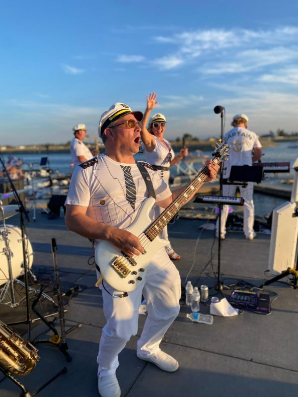 scotty mcyachty yachty by nature yacht rock band bands smooth crew cruise delta coves san francisco bay sacramento