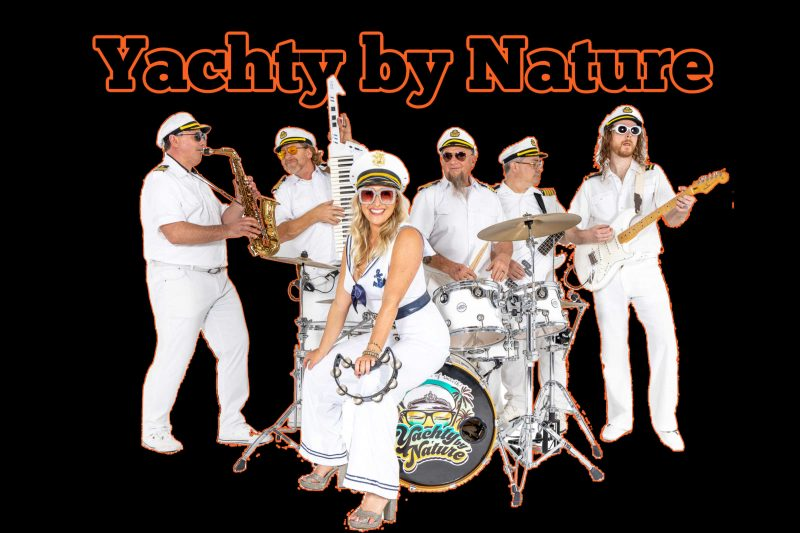yachty by nature yacht rock band smooth music concert im on a boat october hall and oates sailing crew cruise